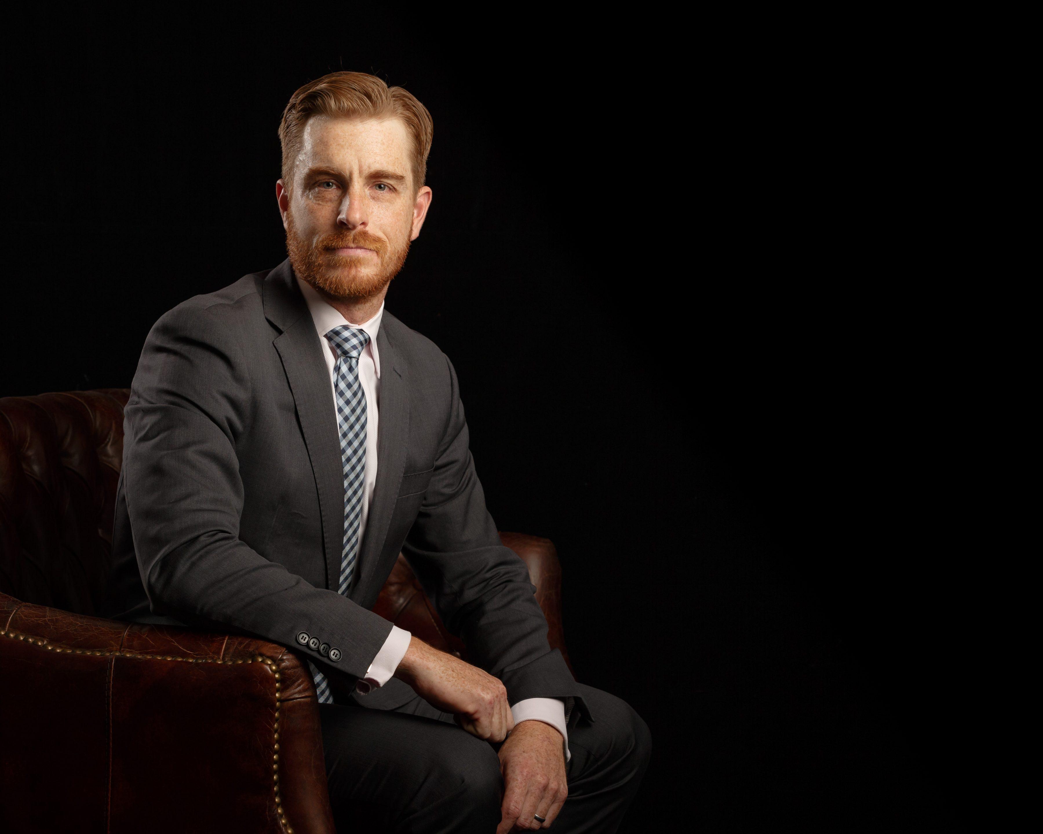 Liam Brown Portrait