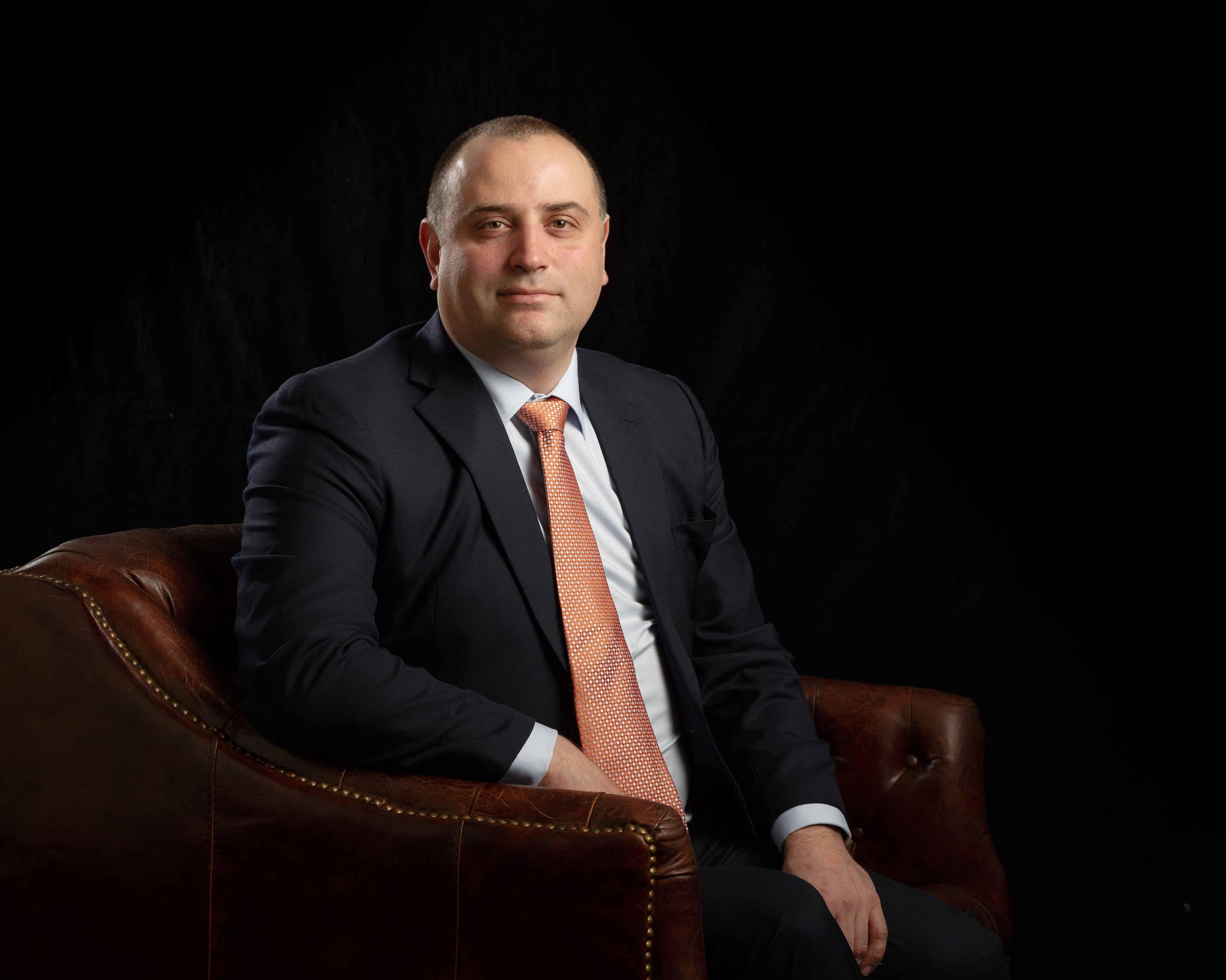 Andrew Di Pasquale Portrait