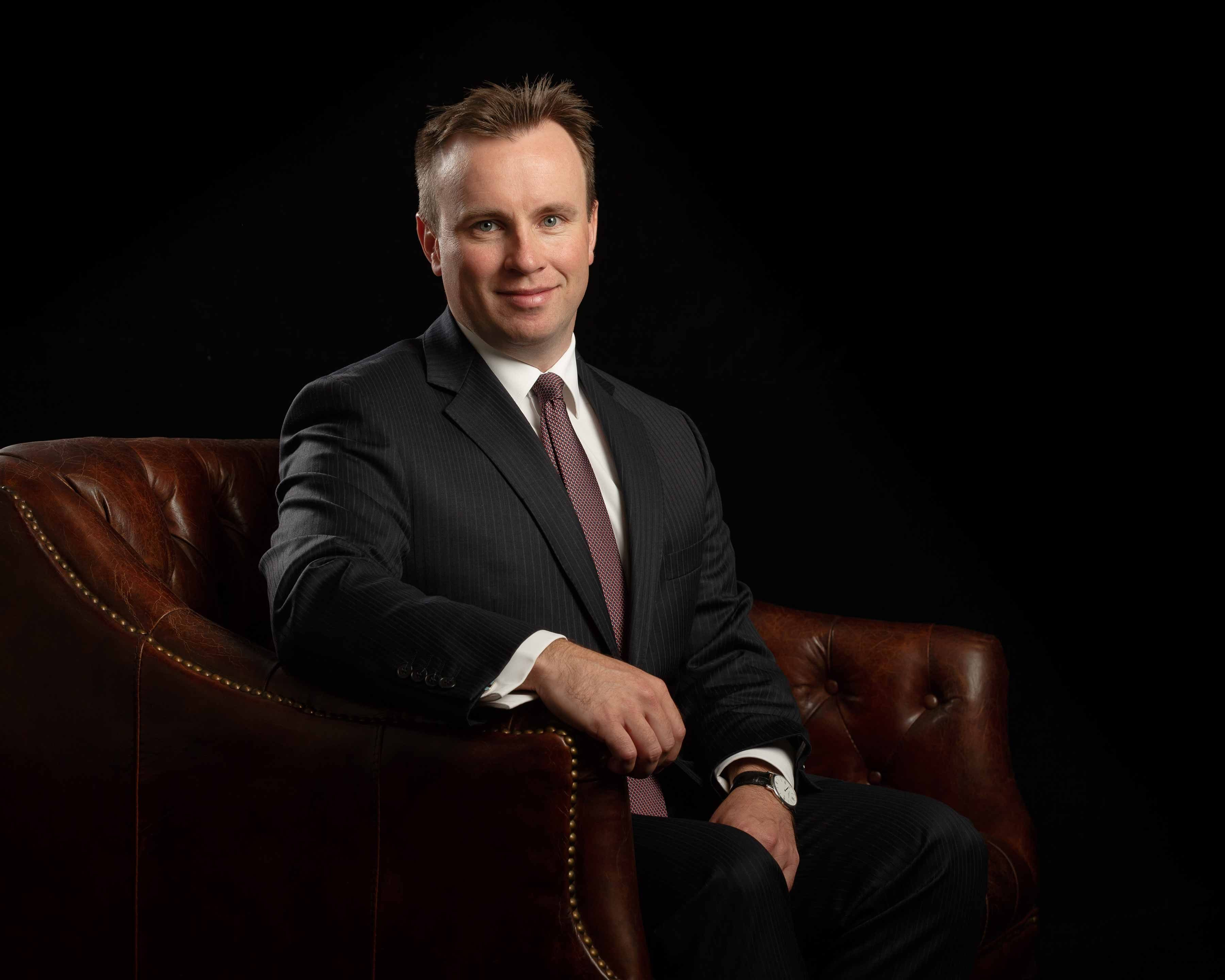 Andrew Meagher Portrait