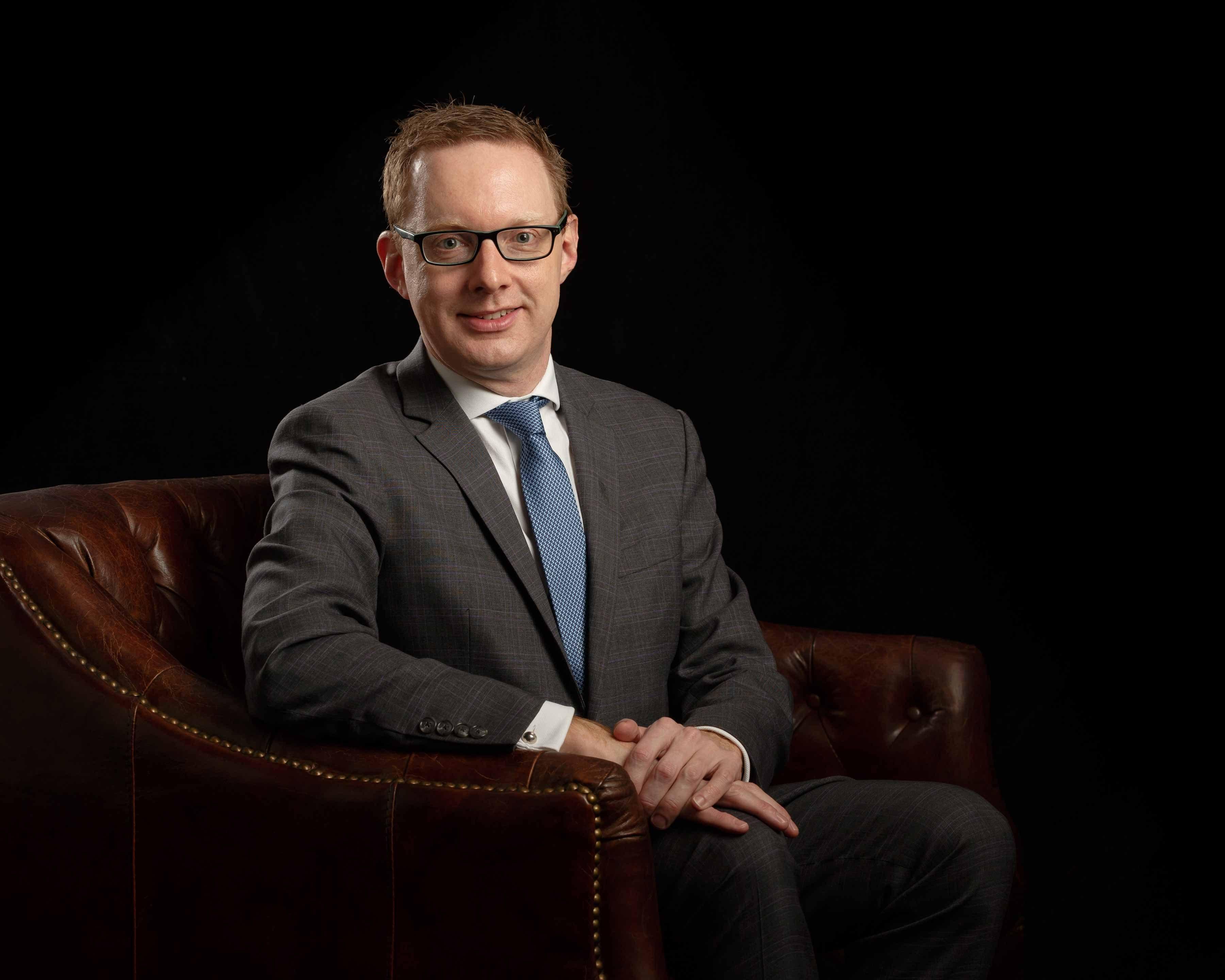 David Morgan Portrait