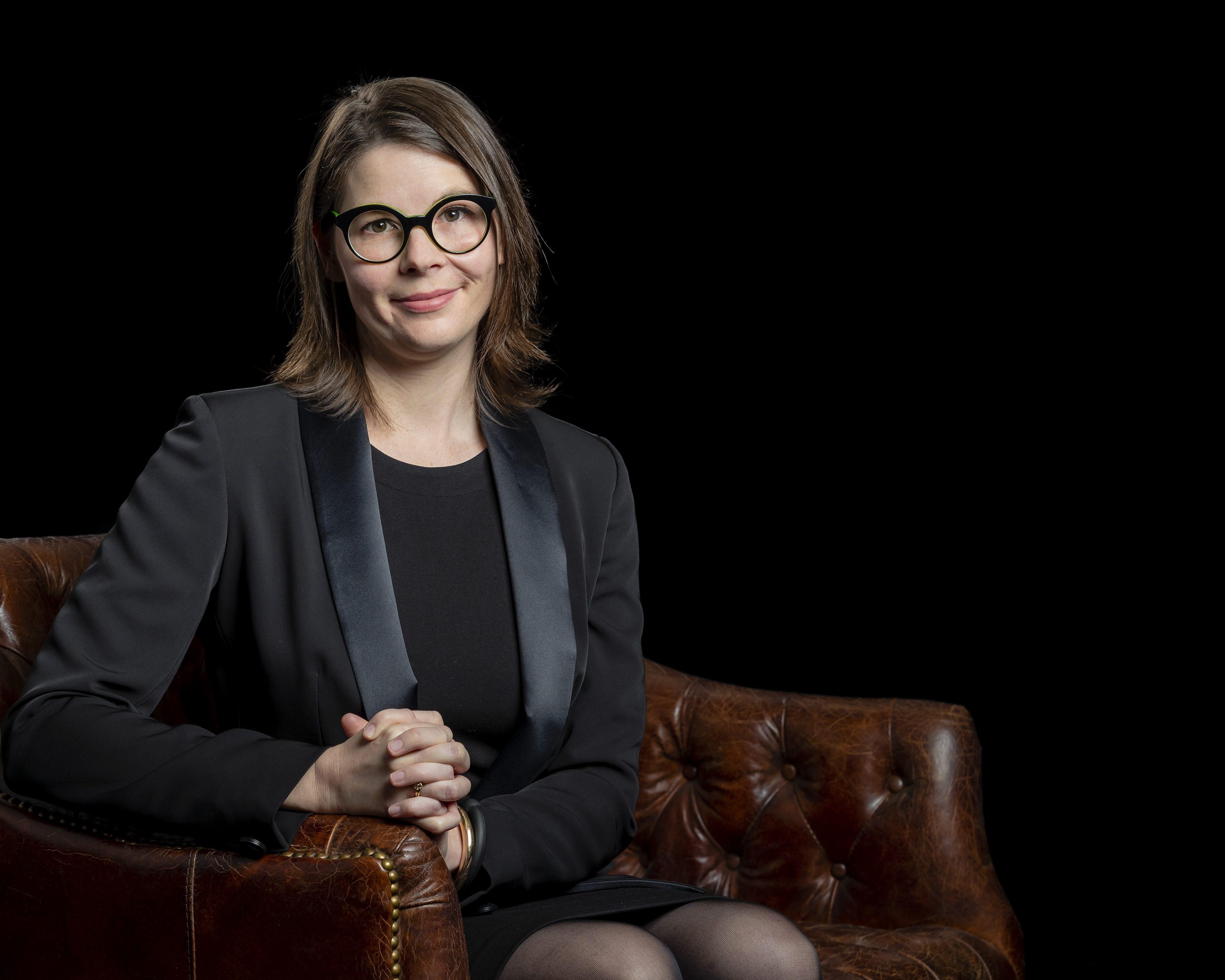 Morgana Brady Portrait 2019