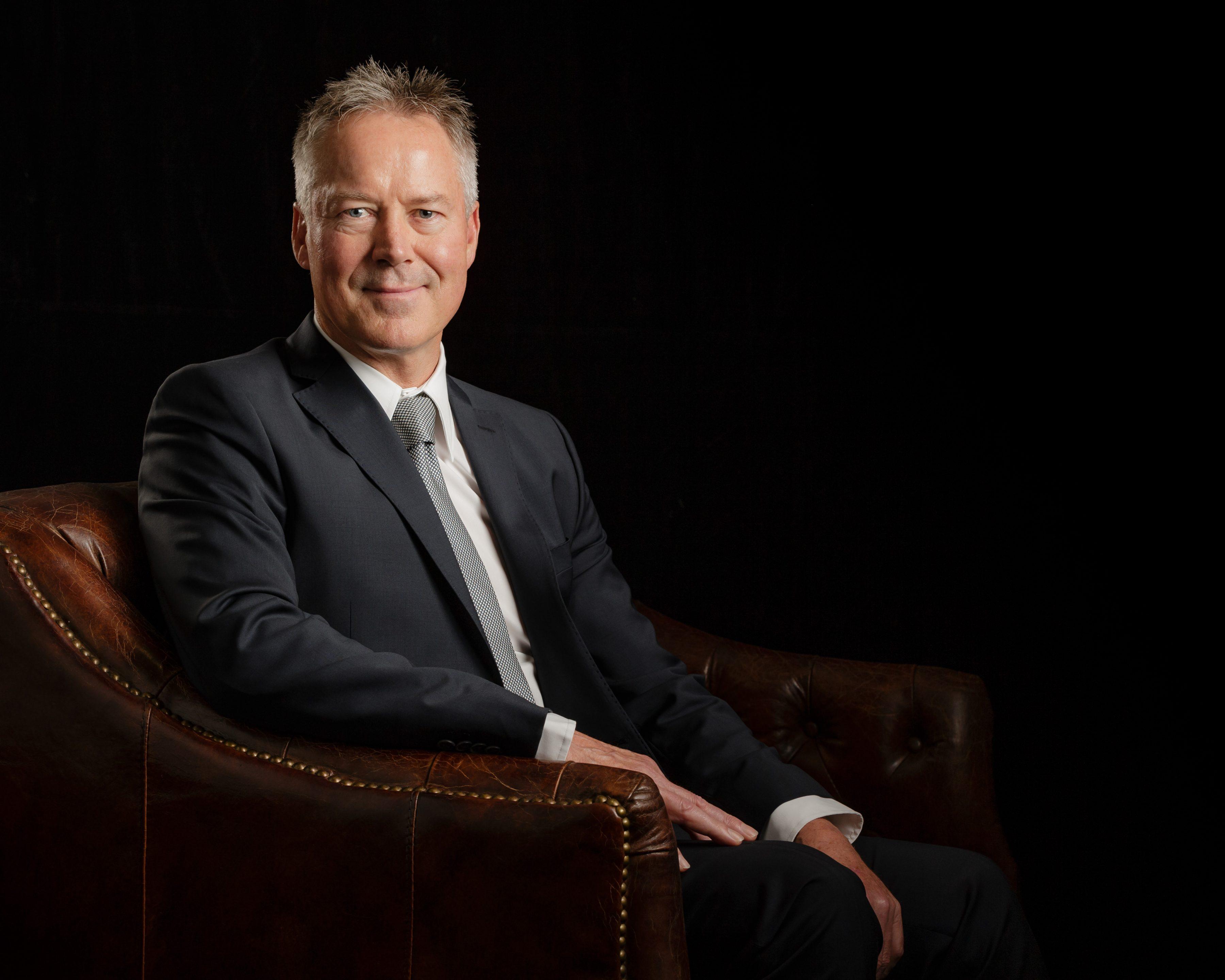 Tim Walker QC Portrait